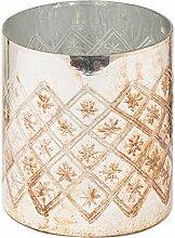 Hill 1975 The Noel Collection Mercure Bougeoir pour d/îner Multicolore Taille Unique
