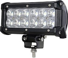 Himanjie® 36W Projecteur Lampe LED Blanc Froid