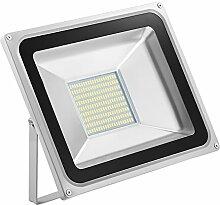 HimanJie Projecteur LED Blanc froid 6500K