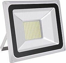 Himanjie Projecteur LED Extérieur 100W,10000LM
