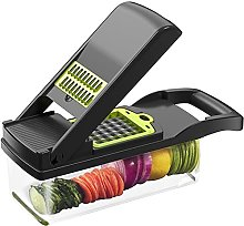 Hineges Coupe-légumes multifonction - Mandoline -