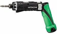 Hitachi - tournevis sans fil 3.6v 1.5ah +