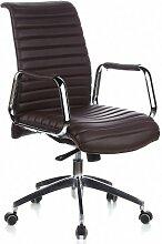 hjh OFFICE 600914 chaise de bureau, fauteuil de