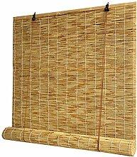 HJRD Rideau de Roseau,Store Enrouleur Bambou,