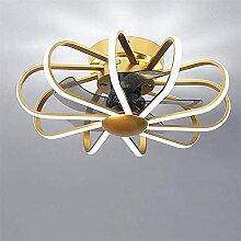 HJW Éclairage Décoratif Ventilateur de Plafond