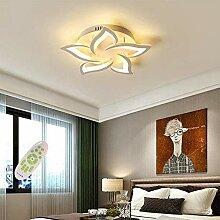 HJW Éclairage Pratique Lustre de Plafond Pétale