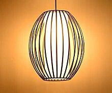 HJW Lampe de Pendentif de Restaurant Moderne/Fer