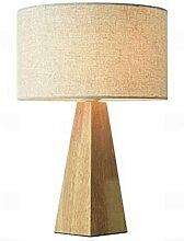 HJW Lampe de Table de Bureau de Chevet de