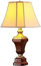 HJW Lampe de Table de Lecture Veilleuse, Abat-Jour