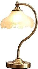 HJW Lampe de Table de Nuit de Nuit, Abat-Jour En