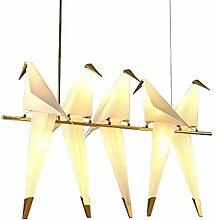 HJW Mille Lustre D'Oiseau de Grue En Papier,