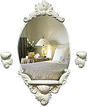 HJW Miroir de Salle de N Miroir Clair Et Pratique