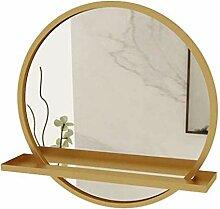 HJW Miroir Mural Clair Et Pratique, Miroir de