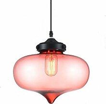 HJXDtech Plafond Lampe à Suspension, Vintage