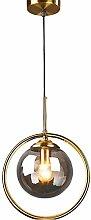 HJXDtech Suspension Lampe Industrielle Vintage,