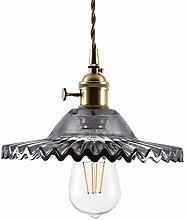 HJXDtech Vintage Industriel E27 Luminaire