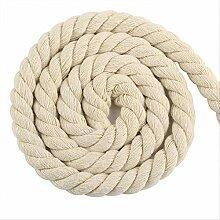 HKUWD 100% Cordes De Coton 3 Actions Corde De