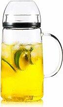 HLL Accueil Bouilloire à thé, pichet en verre