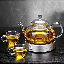 HLL Bouilloire à thé à la maison, ensemble