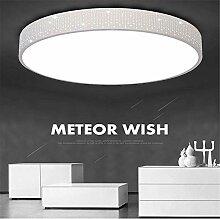 HLL Décoratif Lustre, Lampe de Plafond, Lampe Led