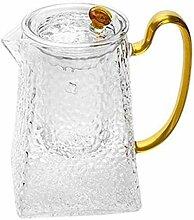 HLL Home Tea Bouilloire, Pichet en verre Carafe