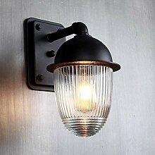 HLL Lampes de nouveauté, rétro extérieur