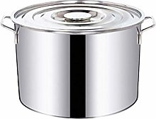 HLL Marmite avec couvercle -50Cm, acier