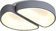 HLL Plafonnier, Led Dimmable Chambre Plafonnier