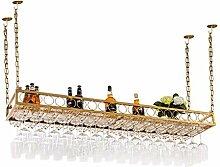 HLWJXS Casier À Vin Champagne Rack de Stockage