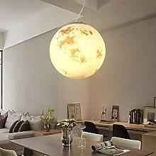 HLY Lampe de salon moderne, abat-jour à