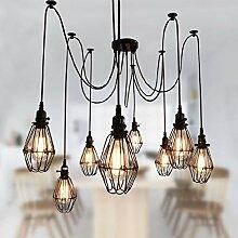 HLY Lampe de salon moderne, éclairage de plafond