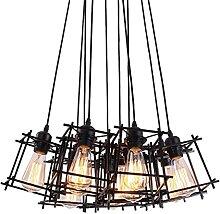 HLY Lampes de salon, lustre lustre, lustre de bar