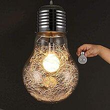 HLY Lustre Simple, Lampe Pendante Lustre