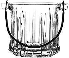 HMBB Verre à vin Set cristal seau à glace 1L Bar