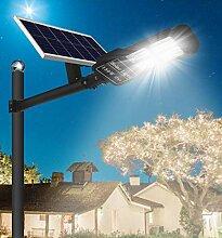 HMLIGHT 150W LED Solaire Éclairage extérieur