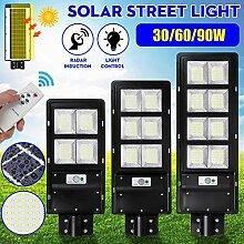 HMLIGHT LED Solaire Éclairage extérieur IP65
