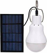 HMLIGHT New 15W 130lm Lampe à énergie Solaire