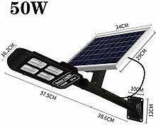 HMLIGHT Solaire LED Éclairage étanche IP65 Route