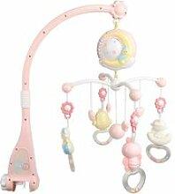 Hochet, cloche de lit pour bébé ou enfant hombuy