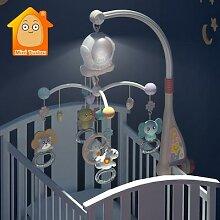 Hochet Mobile pour bébé de 0 à 12 mois, jouets