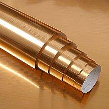 Hode d'or Papier Adhesif Décoratif Vinyle