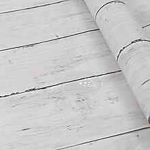 Hode Papier Peint Adhesif Meubles Bois Blanc