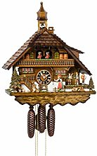 Hönes Allemand Horloge Coucou (de la Forêt