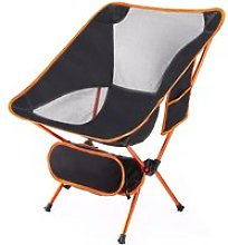 Hombuy® chaise de jardin chaise de camping plage