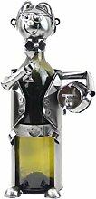 Home Decor 523808 Porte-bouteilles, métal