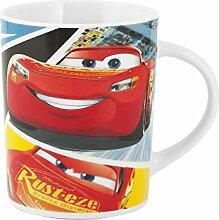 Home Disney Cars 3Mug, Porcelaine, Rouge
