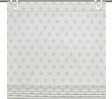 Home Fashion Raffrollo, Vert, 140 x 60 cm