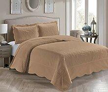 Home Linen Couvre-lit 3 pièces King Size Veronica