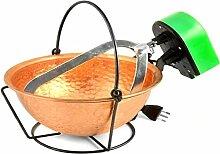 Home Marmite électrique pour Polenta en cuivre