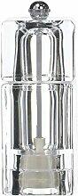 Home Moulin à sel, 12cm, Plastique,